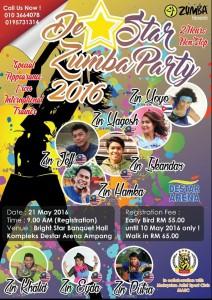 destar party 2016